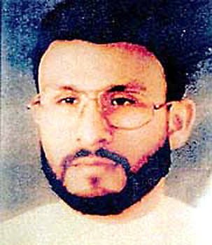 Photo of Abu Zubaydah