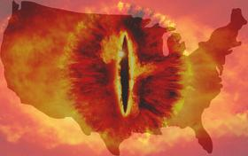 sauron eye