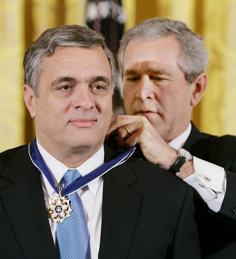 Image result for George Tenet CIA award
