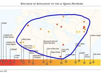 Al Qaeda region 2