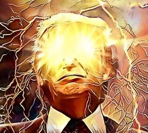 trump-god